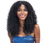 Milky Way Human Hair Blend Lace Front Wig - HARMONY 117