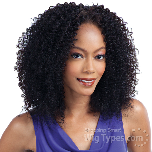 Milky Way 100 Human Hair Weave Pure Bohemian Curl 14 Wigtypes