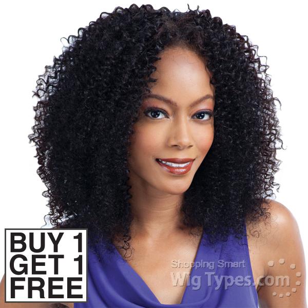 Milky Way 100% Human Hair Weave - PURE BOHEMIAN CURL (Buy 1 Get 1 FREE ...
