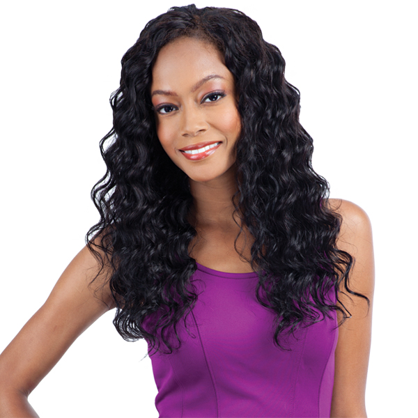 Milky Way 100% Human Hair Weave - PURE MISTY WAVE 16
