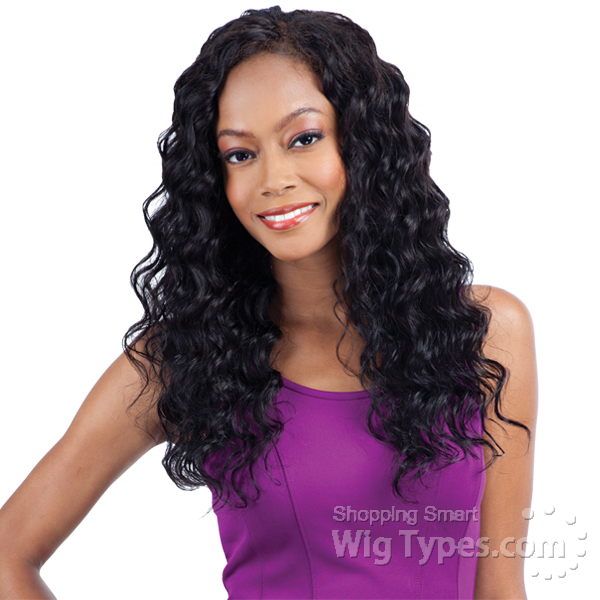 Milky Way 100 Human Hair Weave Pure Misty Wave 18 Wigtypes