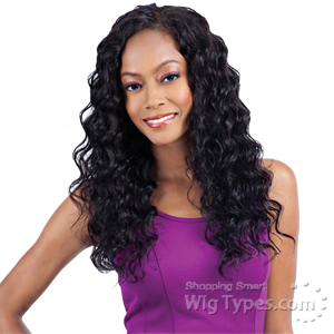 Milky Way 100% Human Hair Weave - PURE MISTY WAVE 18