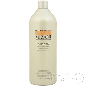 Mizani Puriphying Intense Cleansing Shampoo 33.8oz