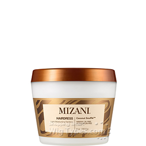 Mizani Coconut Souffle Light Moisturizing Hairdress 8oz