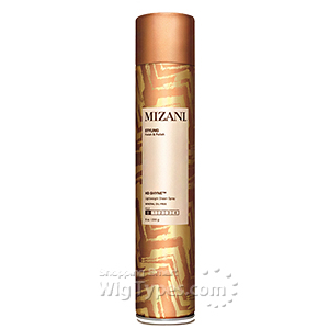 Mizani HD Shyne Lightweight Sheen Spray Mineral Oil-Free 9oz
