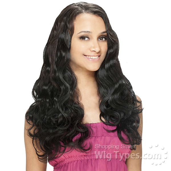 Model Model Equal Synthetic Clip Extension Body Wave Clip Hair