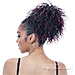 Model Model Pom Pom Synthetic Drawstring Ponytail - BUBBLE POM