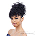 Model Model Pony Pom and Bang 2pcs Synthetic Drawstring Ponytail - SPRING