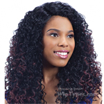Model Model Synthetic Hair Deep Invisible L Part Wig - JACKIE