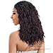 Model Model Synthetic Hair Deep Invisible Part Wig - JUNA