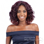 Model Model Lace Deep Invisible 3 Way Part Lace Front Wig - IZZY