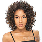 Model Model Natural Hair Lace Front Wig - JENNA