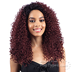 Model Model Synthetic Hair Clean Cap Lace Wig - CLARA
