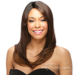 Model Model Deep Invisible Part Lace Front Wig - MADEMOISELLE