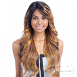 Model Model Deep Invisible Part Lace Front Wig - TANA
