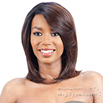 Model Model Deep Invisible Diagonal Part Lace Front Wig - DELIA