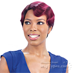 Model Model Bravo 100% Human Hair Lace Wig - ADALYN