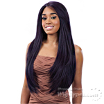 Model Model Synthetic Endless Collection Lace Front Wig - BEAUTY 28