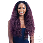 Model Model Deep Invisible Part Lace Front Wig - BLAZE MEADOW
