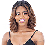 Model Model Synthetic C.E.O Lace Front Wig - CEO 03