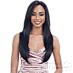 Model Model Synthetic Hair Elite Whole Lace Wig - EL 001