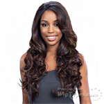 Model Model Synthetic Lace Front Wig - LEVI
