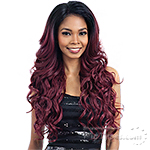Model Model Synthetic Frontal Lace Wig - FABLE