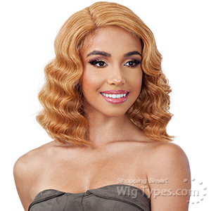 Model Model Synthetic Hair Klio Lace Front Wig - KLW 050
