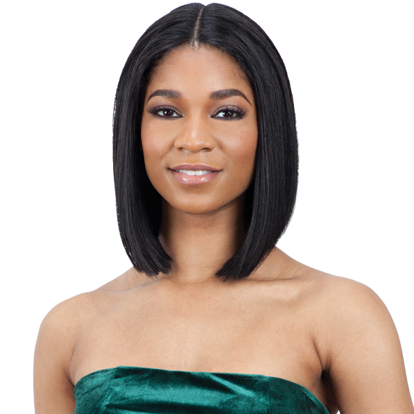 Model Model Synthetic Hair Klio Lace Front Wig - KLW 020