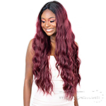 Model Model Synthetic Hair Lace Front Mint Wig - ML 02