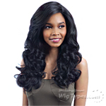 Model Model Synthetic Hair Lace Deep Invisible L Part Lace Front Wig - POSH MEADOW