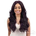 Model Model Synthetic Hair Silk Base Lace Front Wig - SENA (4x4 Wide Handtied)