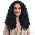 Model Model Synthetic Hair Silk Base Lace Front Wig - SEREN (4x4 Wide Handtied)