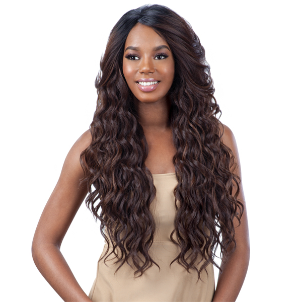 Model Model Synthetic Endless Collection Lace Front Wig - SHINE 28