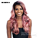 Model Model Synthetic Hair Premium Seven Star Lace Front Wig - VERA