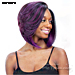 Model Model Synthetic Hair Premium Seven Star Lace Front Wig - WINNIE