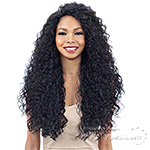 Model Model Synthetic Hair Lace Part Wig - LAKEISHA (6 inch deep lace side part)