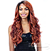 Model Model Synthetic Hair Lace Part Wig - LARRY (6 inch deep lace center part)