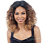 Model Model Synthetic Hair Lace Part Wig - LEXIA (6 inch deep lace center part)