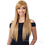 Model Model Synthetic Hair Mint Wig - M 02