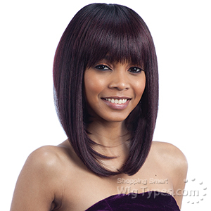 Model Model Synthetic Hair Clean Cap Wig - Number 12
