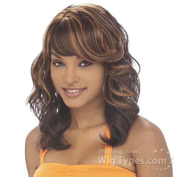 Model Model Synthetic Wigs 85