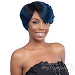 Model Model Synthetic Hair Clean Cap Wig - Number 10