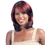 Model Model Synthetic Hair Clean Cap Wig - Number 2