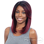 Model Model Synthetic Premium Seven Star Wig - MAERA