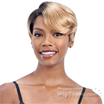 Model Model Bravo 100% Human Hair Wig - COPPER