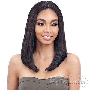 Model Model Synthetic Hair Lace Part Wig - ESTHER (5 inch deep lace center part)