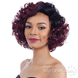 Model Model Synthetic Extreme Side L Part Wig - FAY