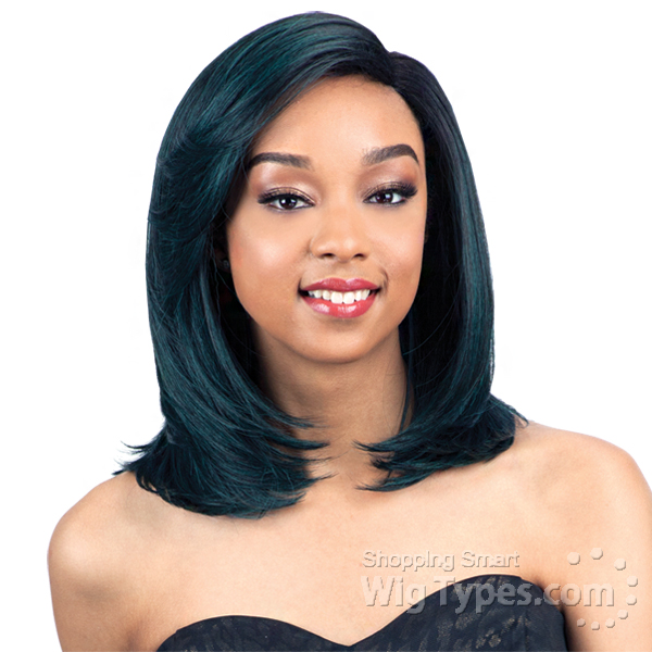 Outre synthetic wig quick weave eco wig natural yaki 24 - Star diva futura ...