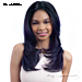 Model Model Synthetic Hair Lace Part Wig - LIBBY (6 inch deep lace center part)